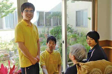 社会福祉法人丹南厚生会 特別養護老人ホームやすらぎ園