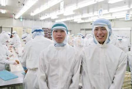 株式会社デザートランド 関西工場