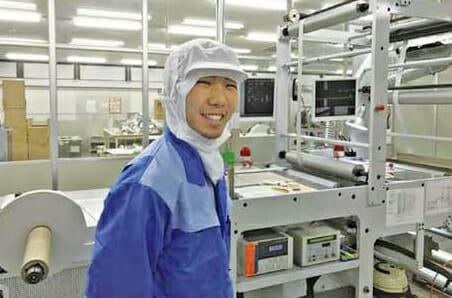 明文堂工業株式会社 篠山西紀工場