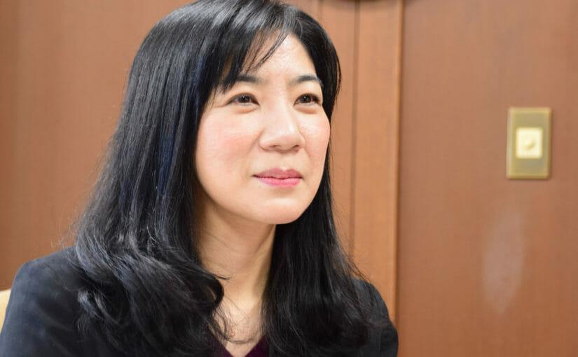篠山市役所 秘書課 小林 七子