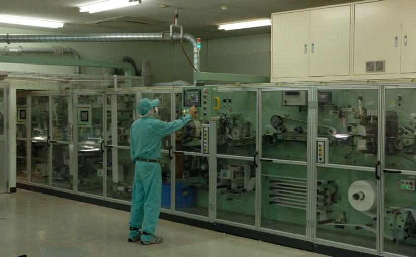 ジェクス株式会社 篠山工場