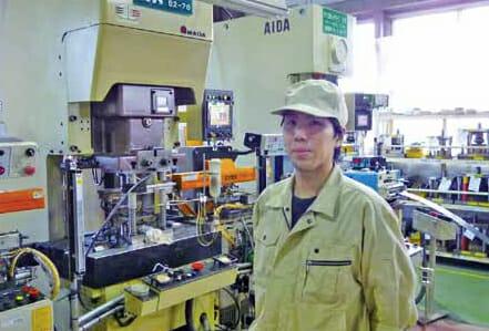 平和発條株式会社 篠山工場
