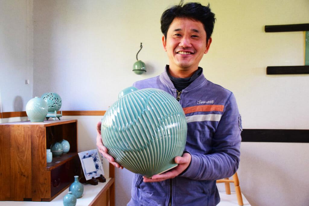 王地山陶器所④