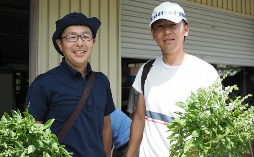 「丹波篠山 有機農法はじめの一歩ツアー」実施報告!