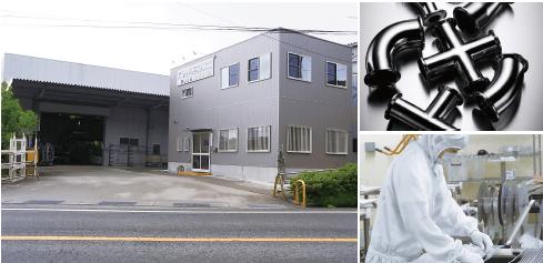 日章アステック株式会社 篠山工場
