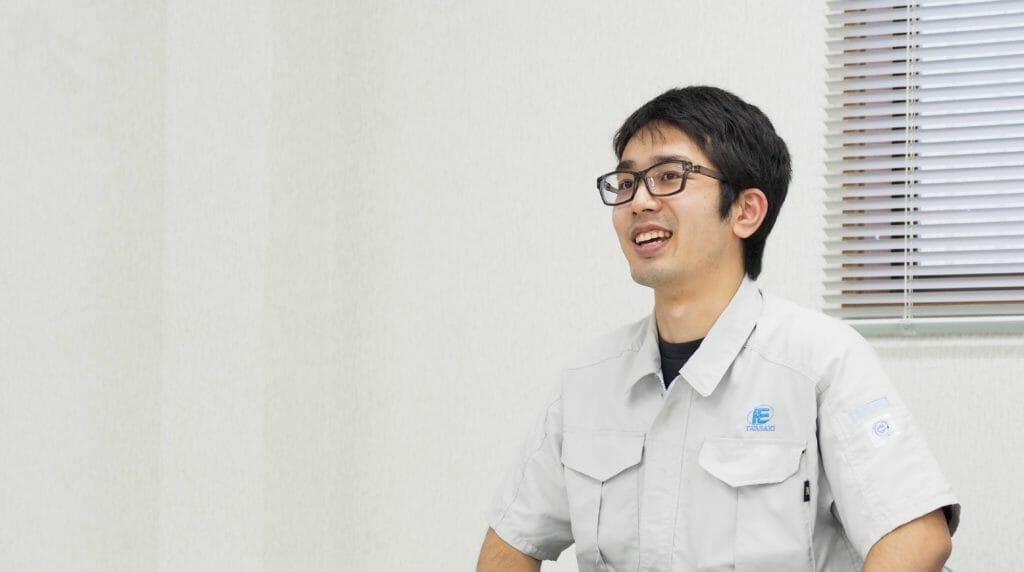 株式会社 岩崎電機製作所 清水和弥