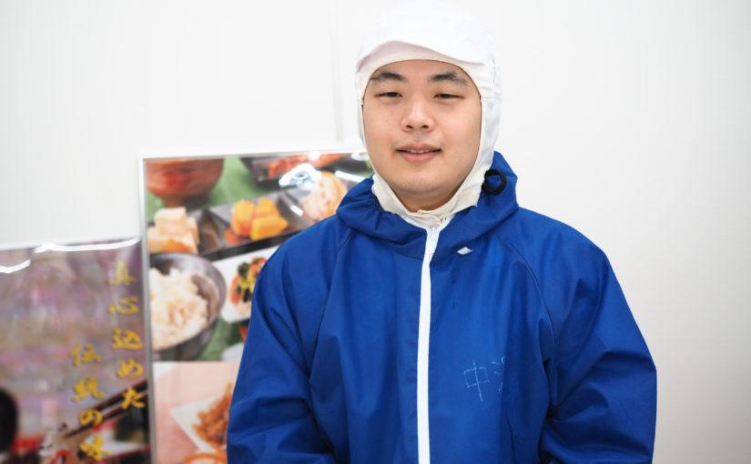 株式会社 京都庵 中澤宏輔さん