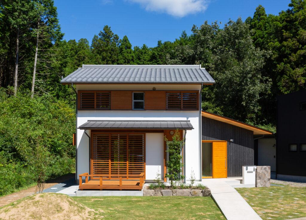 「丹波篠山の家」モデルハウス完成見学会のお知らせ